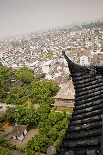 Suzhou temple