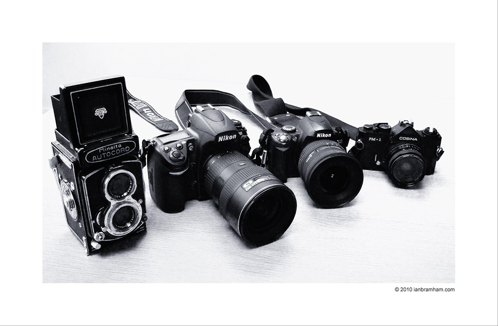 Four Cameras
