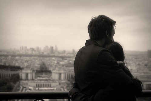 Lovers in Paris, Two Views
