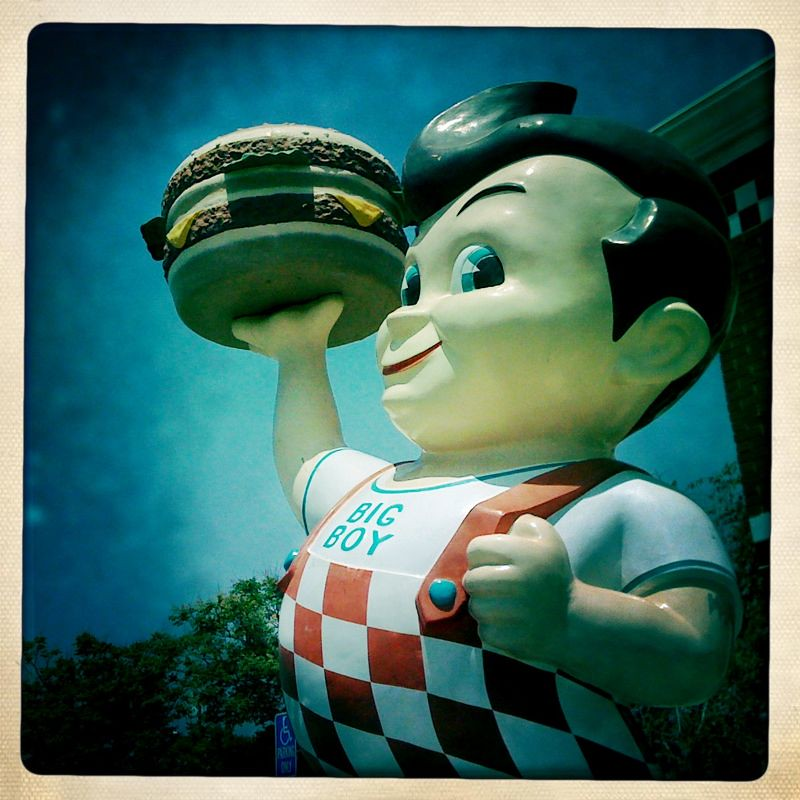 iPhoneography: The Big Boy, Bob