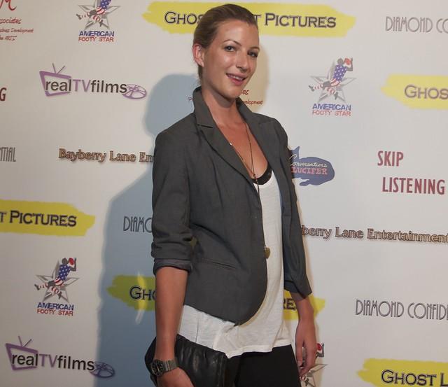 Jaala Pickering, Summer Night of Short Films, Egyptian Theatre, Hollywood, 2 of 2