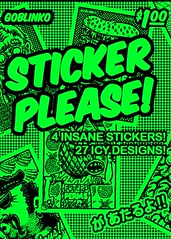 Sticker Please! wax pack