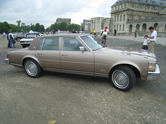 When new in 1978, this Cadillac Seville went out the dealership for $15,000 (AlainDurand) Tags: france cars gm cadillac 94 iledefrance vintagecars vincennes generalmotors uscars vincennesenanciennes cadillacseville alaindurand usvintagecars régioncapitale classicmotorshows