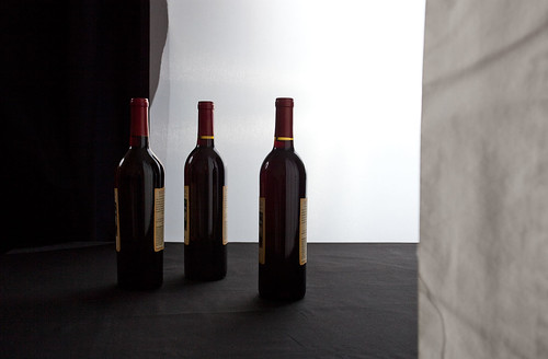 Wine Bottle Lighting