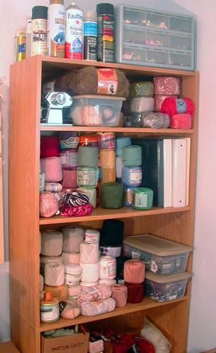 Storage - Crochet Thread