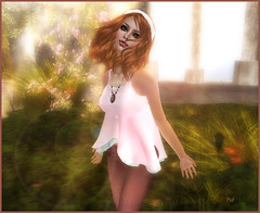 Une belle journe (Ys Ah) Tags: secondlife fashionsladdict
