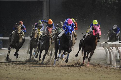Heavy Dirt Race #1