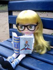 Cindy Lou é nerd!