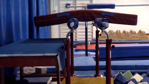 CGC Calgary Gymnastics Centre 2010 - P Bars