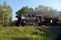 Soo Line 2719 (Rob Mesite) Tags: railroad minnesota train rail trains steam convention restored restoration locomotive passenger excursions duluth railfan nrhs railfanning
