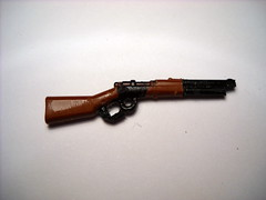 Winchester Model 1887 (Star Warts) Tags: model plastic 12 winchester lever smle brckarms
