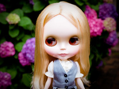 Rainy Season with blythe