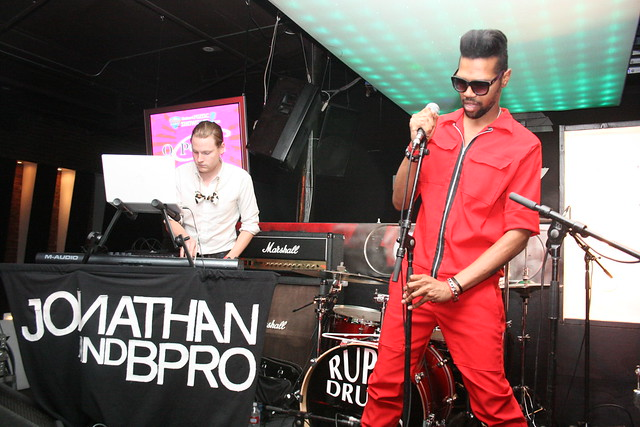 Jonathan + BPro ::: Westword Music Showcase ::: 06.19.10