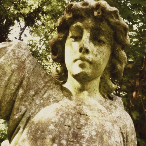 Nunhead Cemetery 14 ~ Angel