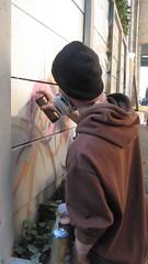 URBAN ART FESTIVAL AMSTERDAM - International Exhibition of Urban Artists @ OT301 - 08.10. till 10.10.2010 (UrbanArtNOW) Tags: sculpture streetart amsterdam illustration one graffiti video vj urbanart help law eazy ogre thijmen afk kamer riko designertoys overtoom ot301 jeroo vjing tasso besok nychos snar satone maoma lilshy roborant goto10 powervspower urbanartfestival philippjordan nilsmller lottez tshunc zone56 royalebelleville teddiesinspace urbanstylistix revolt77 amsterdamsfondsvordekunst