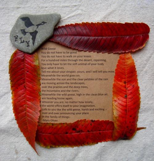 wild geese poem