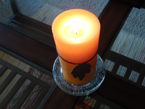 A New Candle for Fall