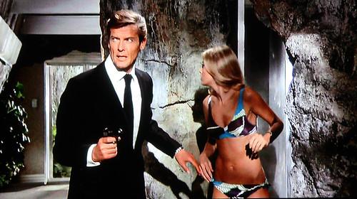 James Bond, Man With The Golden Gun