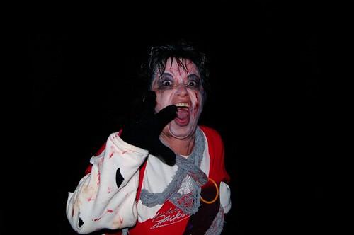 costumed zombie