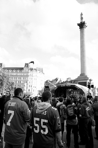NFL - Fan Rally London