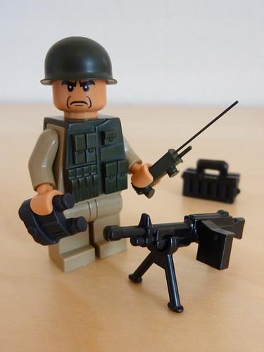Tiny Tactical custom minifig parts