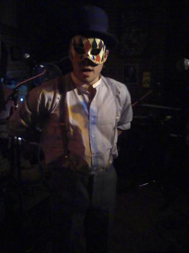 Bell's Masquerade Ball - Aaron