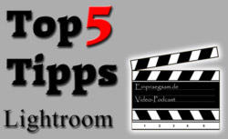 Top 5 Tips Adobe Photoshop Lightroom
