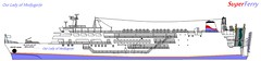 Our Lady of Medjugorje (roverken) Tags: boats drawings william dumaguete mspaint computergraphics ats philippine wga drafts cagli superferry aboitiz psss olom cebuferries shipspotters philippineships ourladyofmedjugorje shipdrawing aboitiztransportsystem psdg shiparts philippineshipping carlosagothonglines philippineferries shipdrafts olomedjugorje