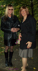Friday out for a walk with Anthea (Jayde-G) Tags: tgirl harmony crossdress