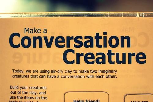 make a creature
