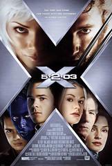 X-Men II 2 poster