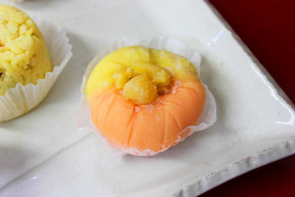 """Wagashi,Japanese Sweets """"Ichigetsu"""" Part2 (16)"""
