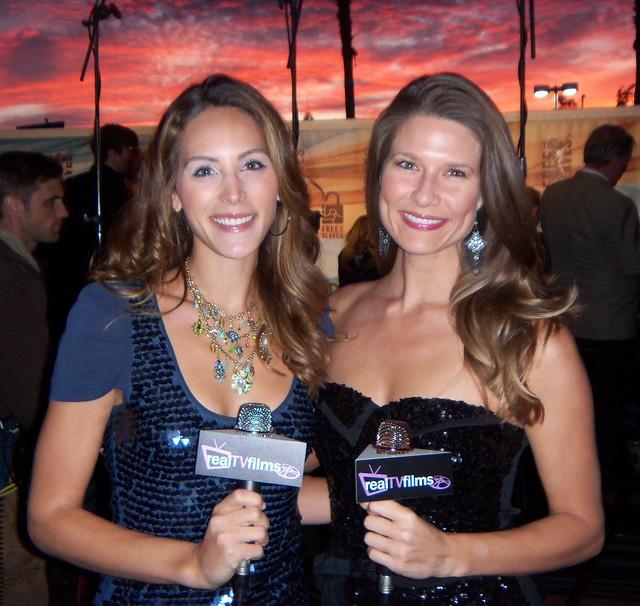 Tara Darby, Cristina Nardozzi, Freedom Awards 2010