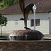 Dolphin Fountain Dedication
