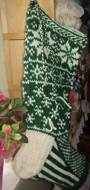 Julstrumpan från Zannaree