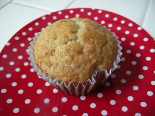Honey muffin.