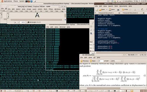 Arturo Deza: Data Log