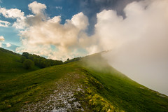 Cloud party (luigig75) Tags: mountains clouds nuvole montagne sky italia italy 70d 1022 canonefs1022mmf3545usm canon