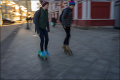 2a7_DSC1273 (dmitryzhkov) Tags: sport sportsman two skating skateboard teen teenager kid kids competition skater wheel board blur motionblur converse conversation red church wall fence art city europe russia moscow documentary journalism street urban candid life streetlife outdoor streetscene close scene streetshot image streetphotography candidphotography streetphoto moment light shadow photography shot people population resident inhabitant person live portrait streetportrait candidportrait unposed public face eyes look stranger woman women lady ladies sony alpha color colors colour colours colourful colorstreet day