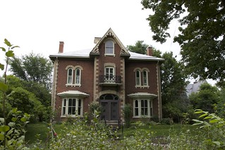 Madoc Ontario ~ Canada ~ Motley Manor on Lilac Grove Hill  ~ Bed and Breakfast  ~ Historic