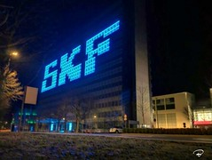 SKF - BUILDING #building #SKF #Schweinfurt #lights #night #nightshots #cityscape #Photographie #photography (benicturesblackwhite) Tags: skf nightshots night building photography cityscape schweinfurt photographie lights