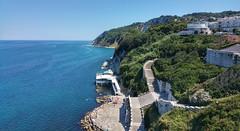 Spiaggia del Passetto,  Ancona (enry.dep60) Tags: ancona ilpassetto rivieradelconero marche