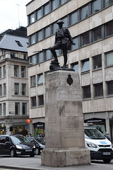 DSC_4457 City of London High Holborn The Royal Fusiliers War Memorial that was erected in 1922 (photographer695) Tags: city london holborn war memorial high the royal fusiliers that was erected 1922