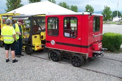 100_3285 (primemover88) Tags: speeder railcar excursion narcoa elkins wv west virginia durbin greenbrier valley railroad