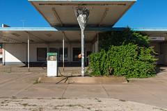 St Arnaud (Westographer) Tags: starnaud victoria australia countrytown rural derelict closed petrolstation servicestation petrolbowser patina