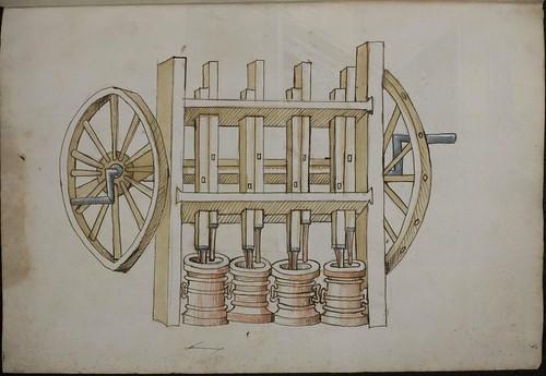 Buch der stryt vnd büchßen, 1496 a