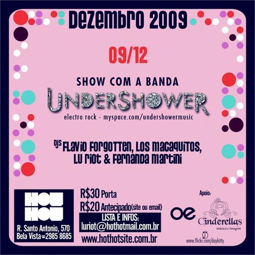 undershower