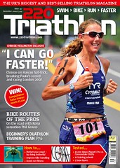 220 Triathlon Cover - Chrissie