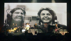 Paul McCartney's Good Evening Holland concert - Ode to George Harrison.