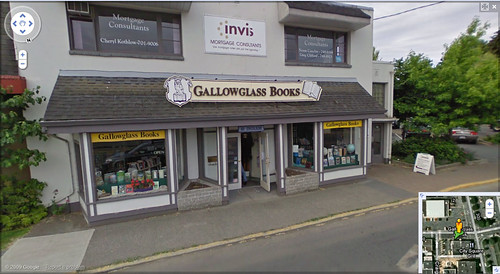 Gallowglass Books Google Streetview